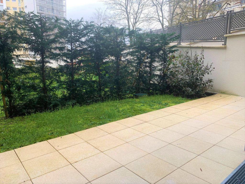 Appartement à louer 1 31.39m2 à Châtillon vignette-2