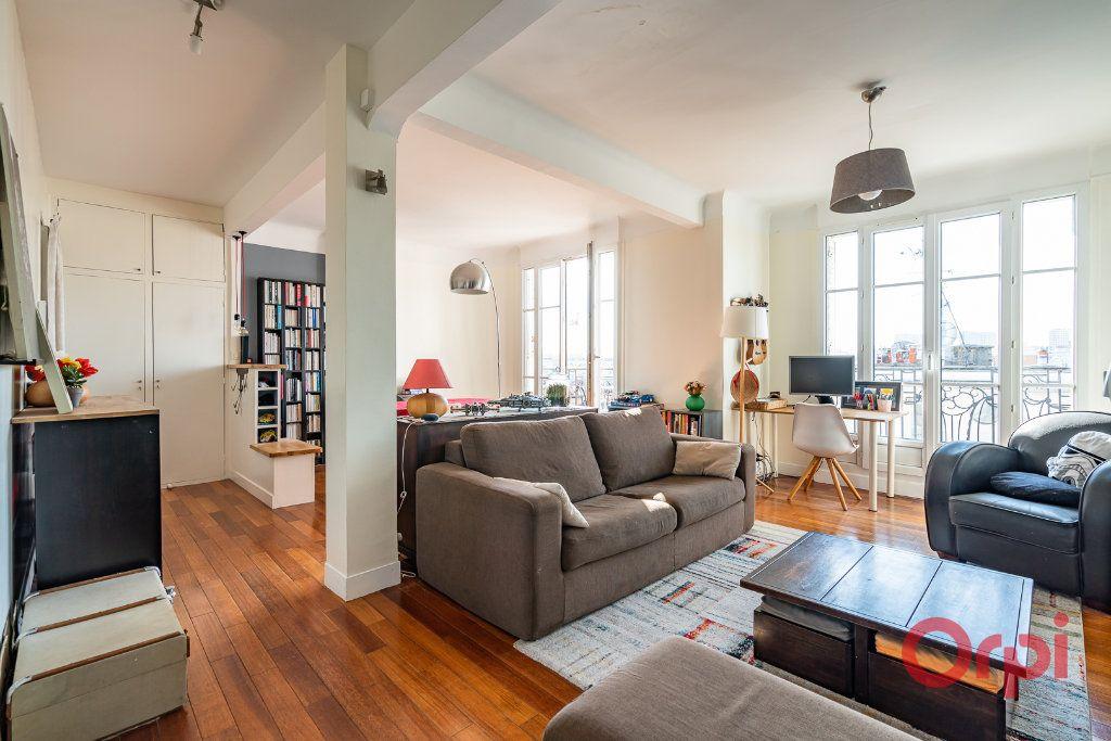 Appartement à vendre 3 66.72m2 à Vanves vignette-2