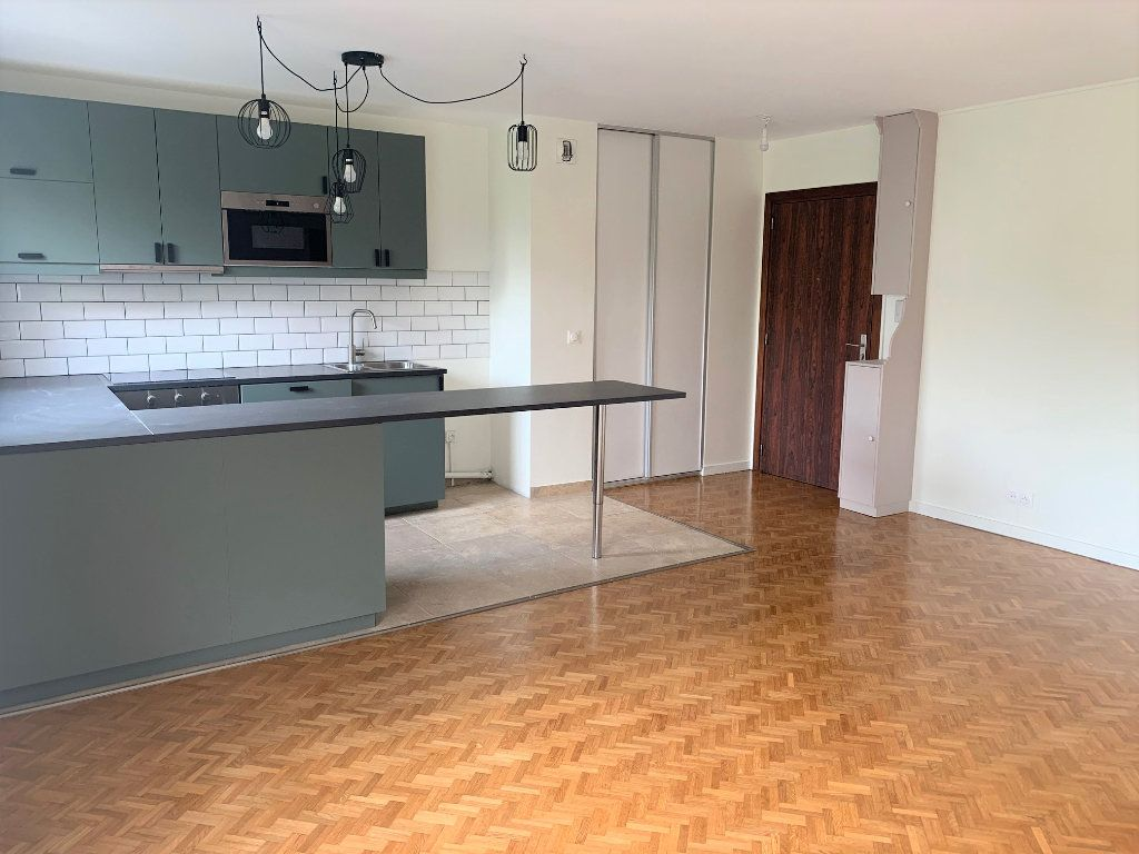Appartement à louer 2 53.18m2 à Vanves vignette-1