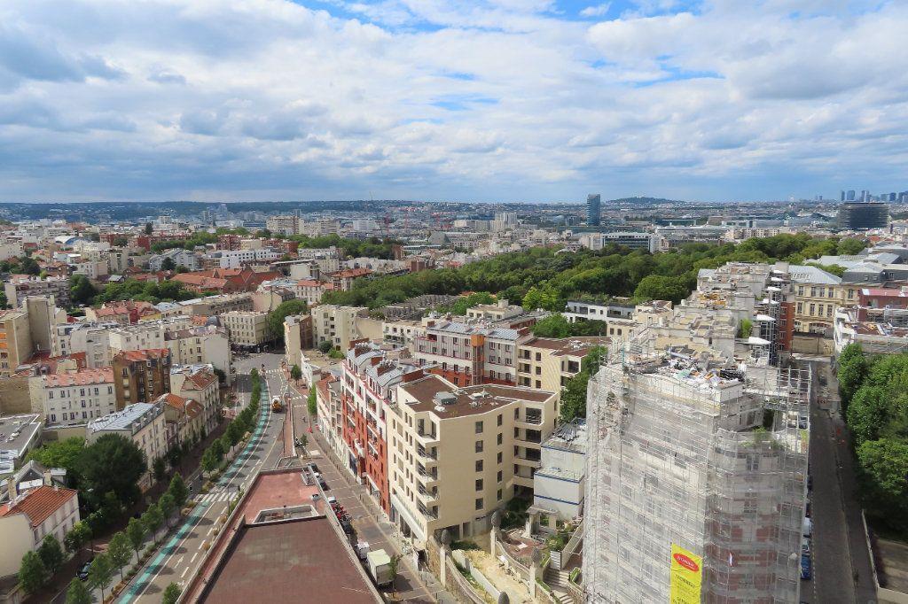 Appartement à louer 2 43.63m2 à Vanves vignette-1