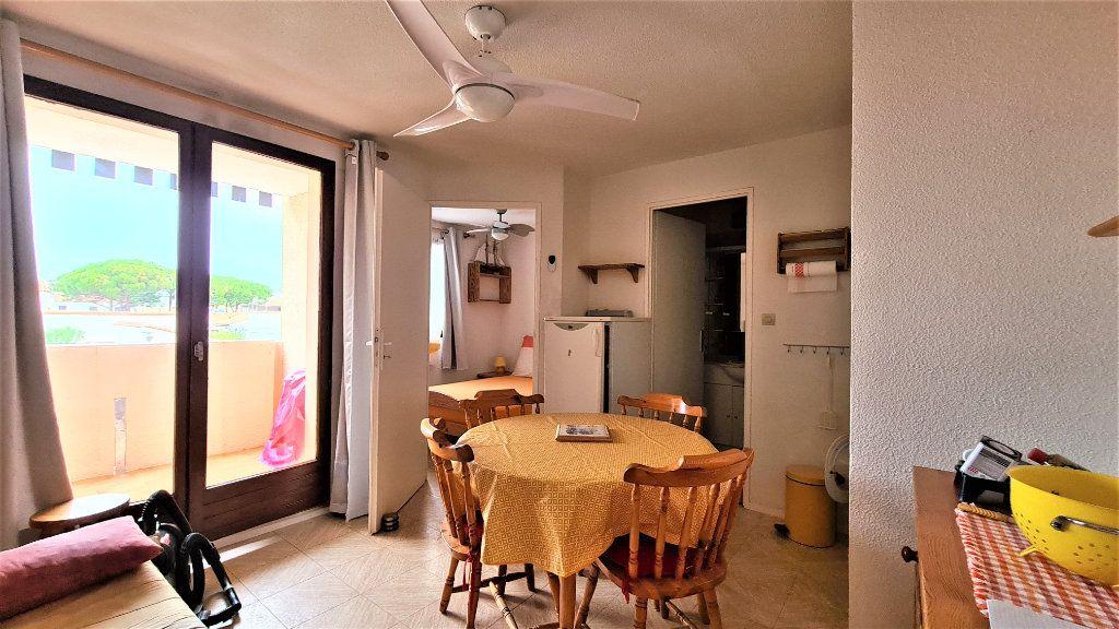 Appartement à vendre 2 25m2 à Leucate vignette-1