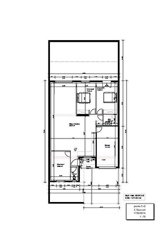 Maison à vendre 4 93.34m2 à Fitou vignette-2