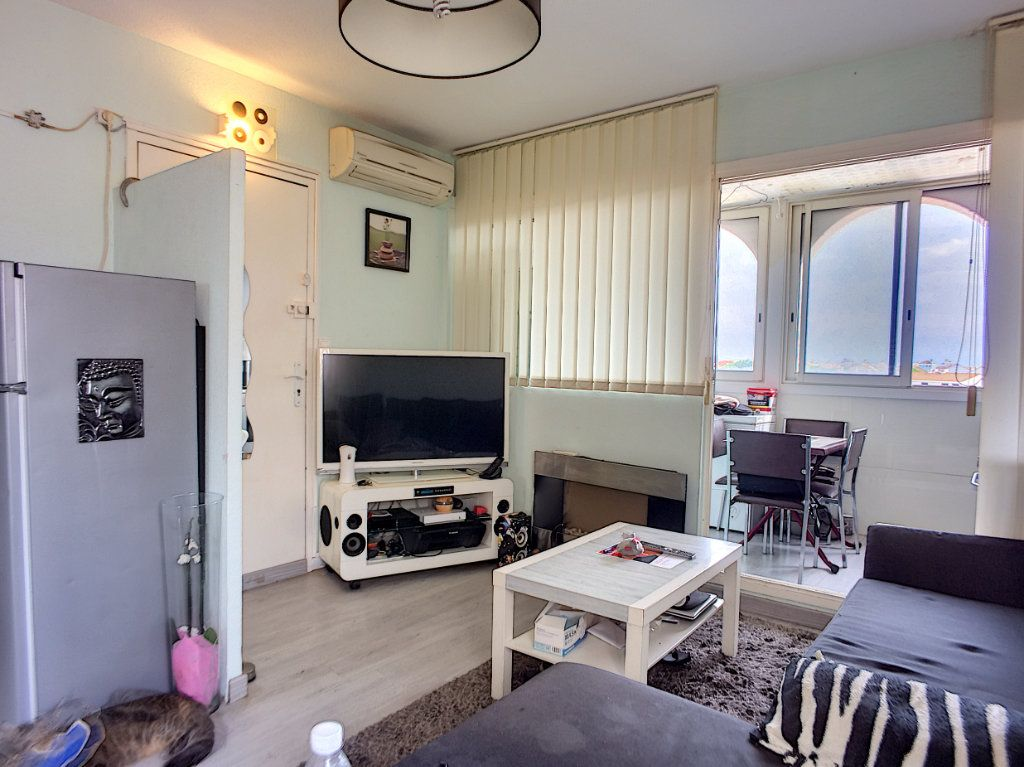Appartement à vendre 2 38m2 à Le Barcarès vignette-1
