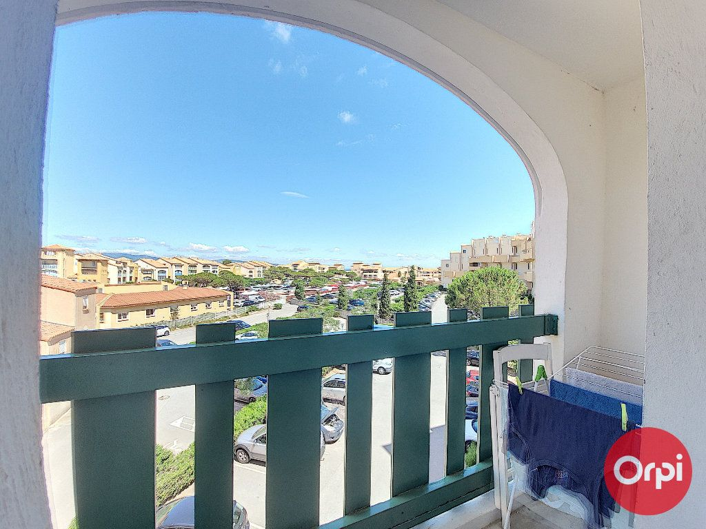 Appartement à vendre 1 11m2 à Le Barcarès vignette-1