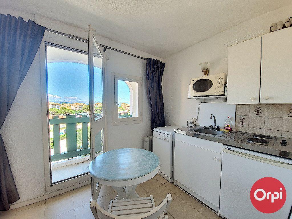 Appartement à vendre 1 11m2 à Le Barcarès vignette-2