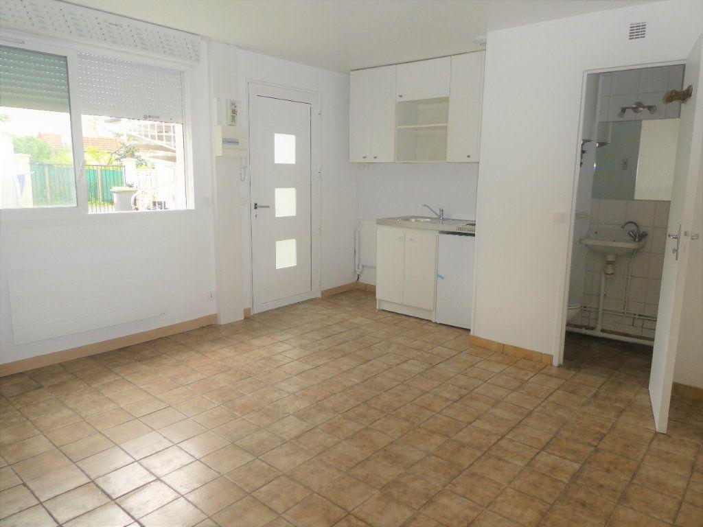 Appartement à louer 1 19.5m2 à Longjumeau vignette-1