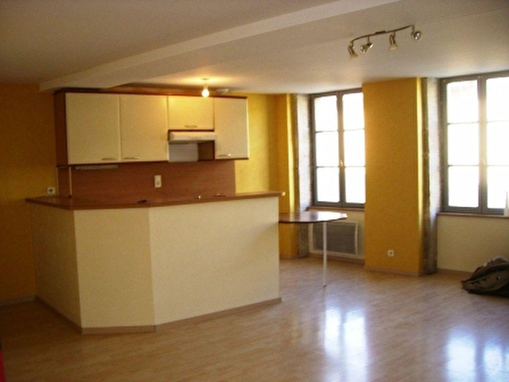 Appartement à louer 2 49m2 à Ambronay vignette-1