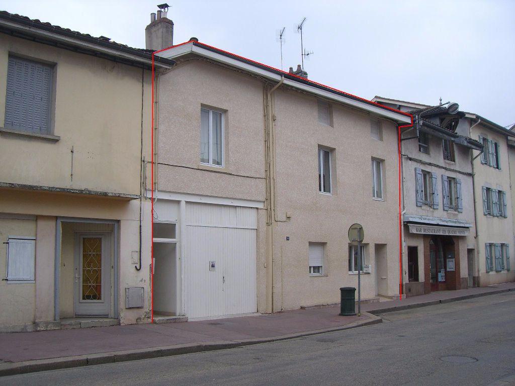 Appartement à louer 2 35m2 à Bourg-en-Bresse vignette-3