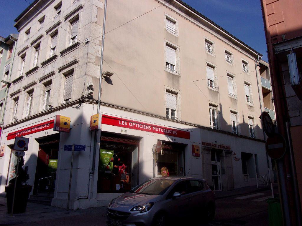Appartement à louer 1 30.1m2 à Oyonnax vignette-2