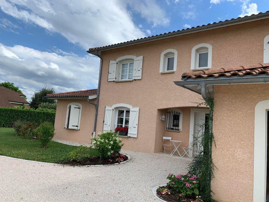 Maison à vendre 10 175m2 à Péronnas vignette-1