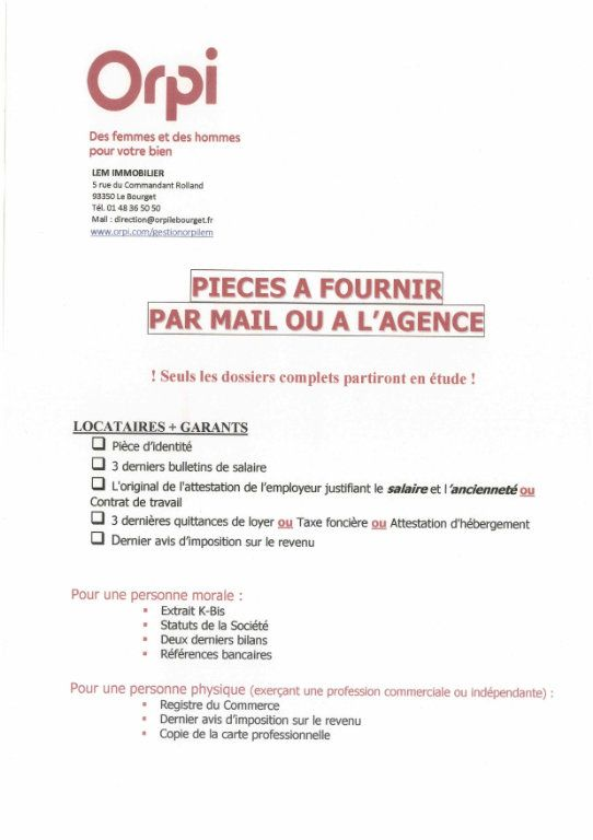 Appartement à louer 1 18m2 à La Courneuve vignette-5