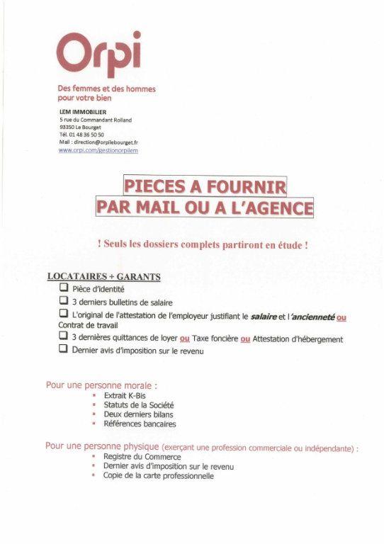 Appartement à louer 2 45m2 à Le Bourget vignette-5