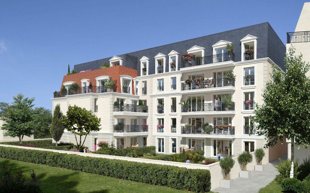 Appartement à louer 3 65m2 à Le Blanc-Mesnil vignette-1