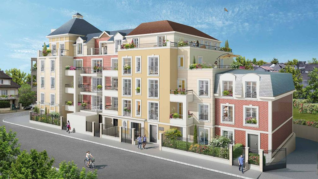 Appartement à louer 3 64m2 à Le Blanc-Mesnil vignette-1