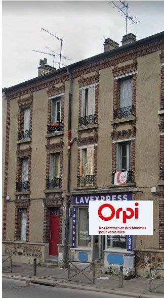 Appartement à louer 2 32m2 à Le Bourget vignette-1