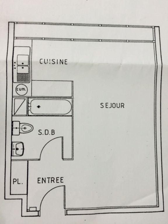 Appartement à louer 1 31m2 à La Courneuve vignette-3