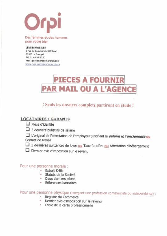 Appartement à louer 1 31m2 à La Courneuve vignette-4