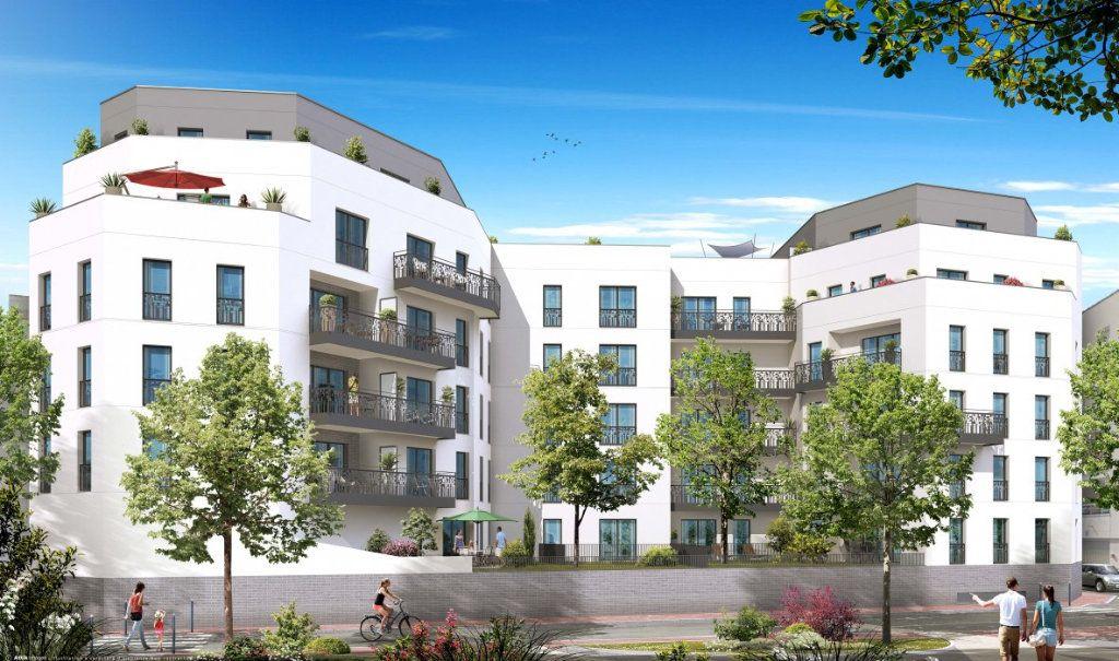 Appartement à louer 2 47m2 à Drancy vignette-1