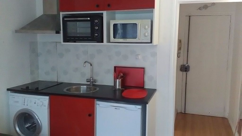 Appartement à louer 1 17m2 à Le Bourget vignette-2