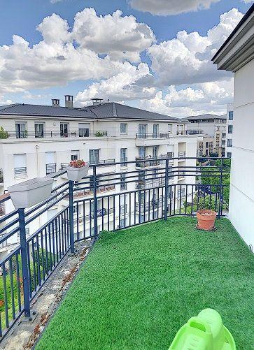 Appartement à louer 6 113m2 à Le Bourget vignette-2