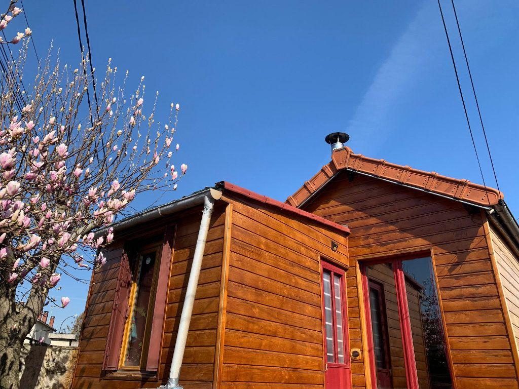 Maison à vendre 2 30m2 à Romainville vignette-1