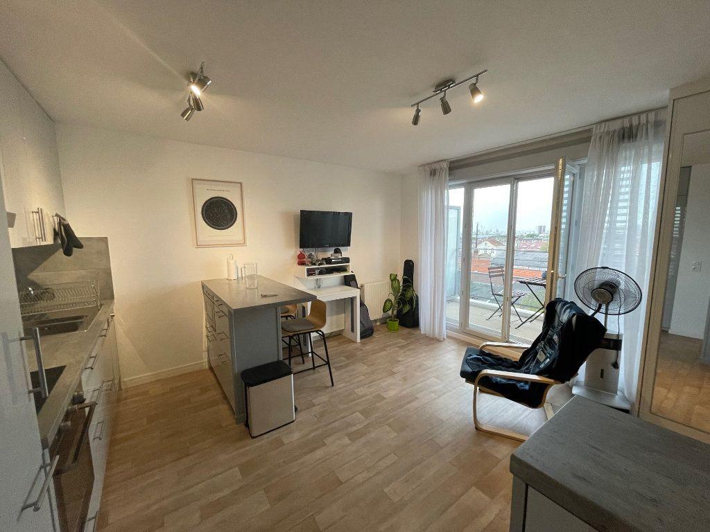 Appartement à vendre 1 28.1m2 à Romainville vignette-6
