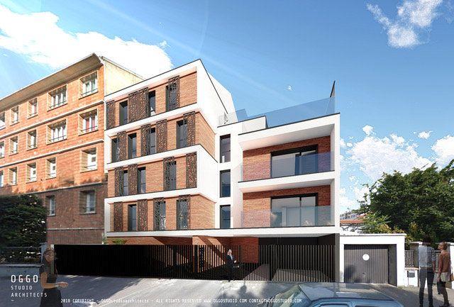 Appartement à vendre 5 108m2 à Romainville vignette-1