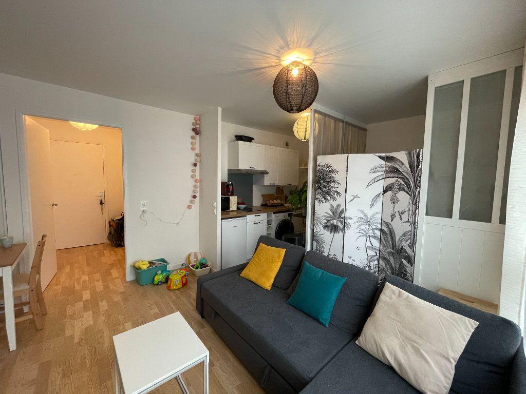Appartement à vendre 1 28.55m2 à Romainville vignette-2