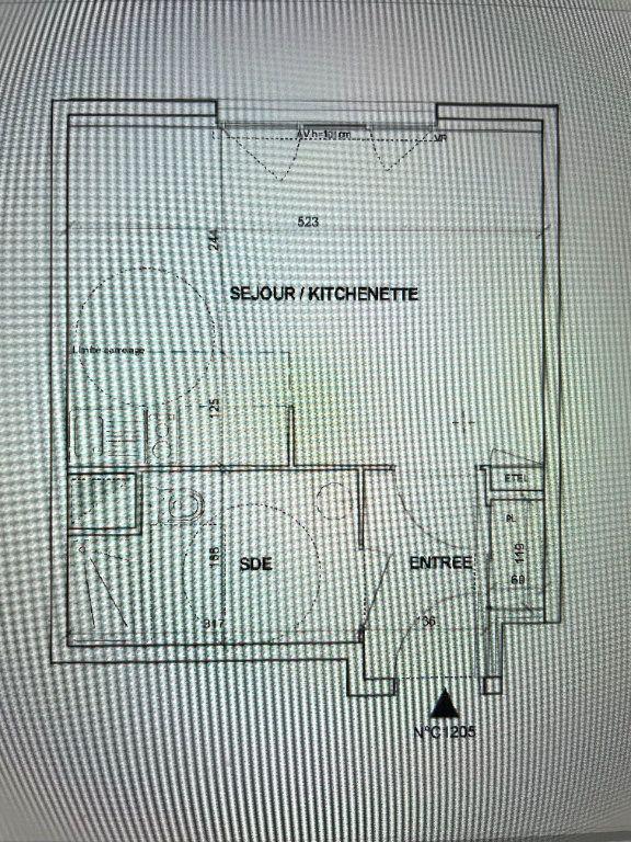 Appartement à vendre 1 28.55m2 à Romainville vignette-8