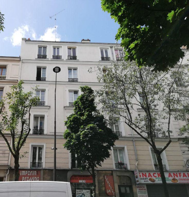 Appartement à vendre 1 34.2m2 à Paris 18 vignette-1