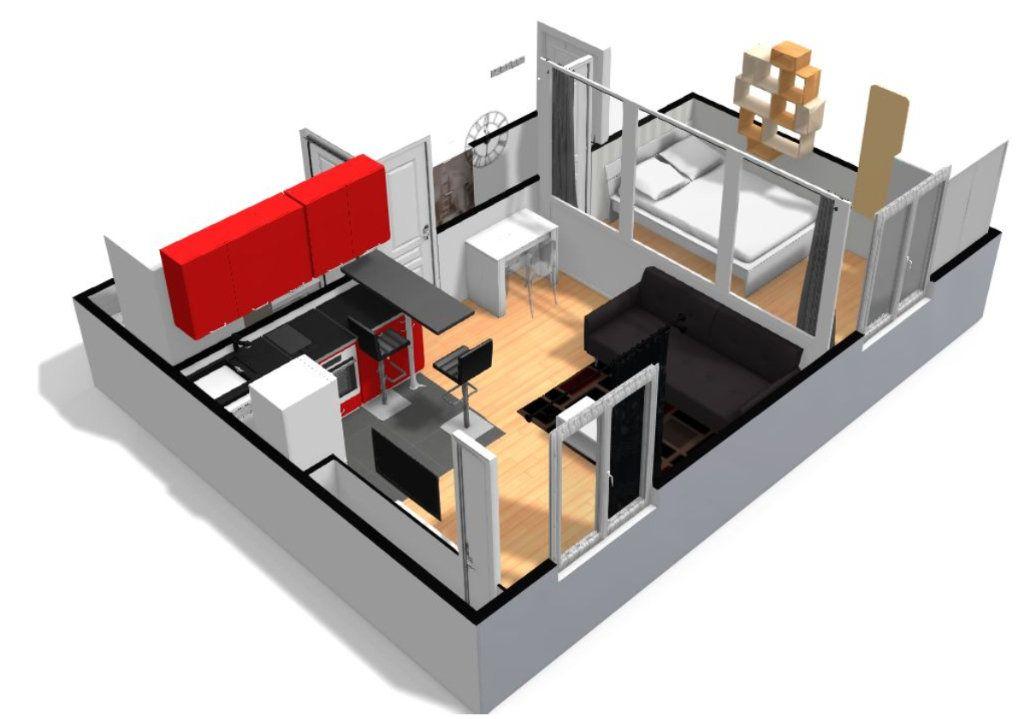 Appartement à vendre 1 34.2m2 à Paris 18 vignette-13