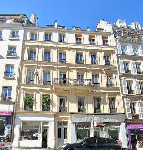 Appartement à vendre 1 7.85m2 à Paris 18 vignette-1