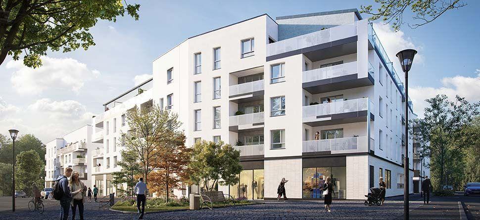 Appartement à vendre 2 47.5m2 à Melun vignette-1