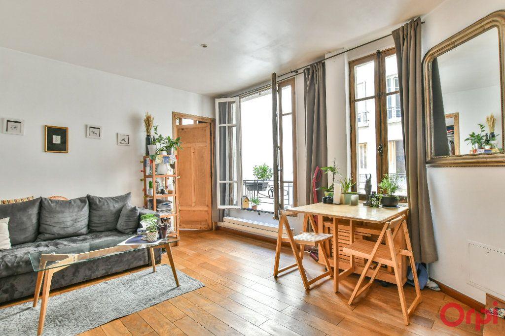 Appartement à vendre 2 40.05m2 à Paris 18 vignette-6