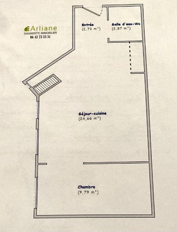 Appartement à vendre 2 40.05m2 à Paris 18 vignette-11