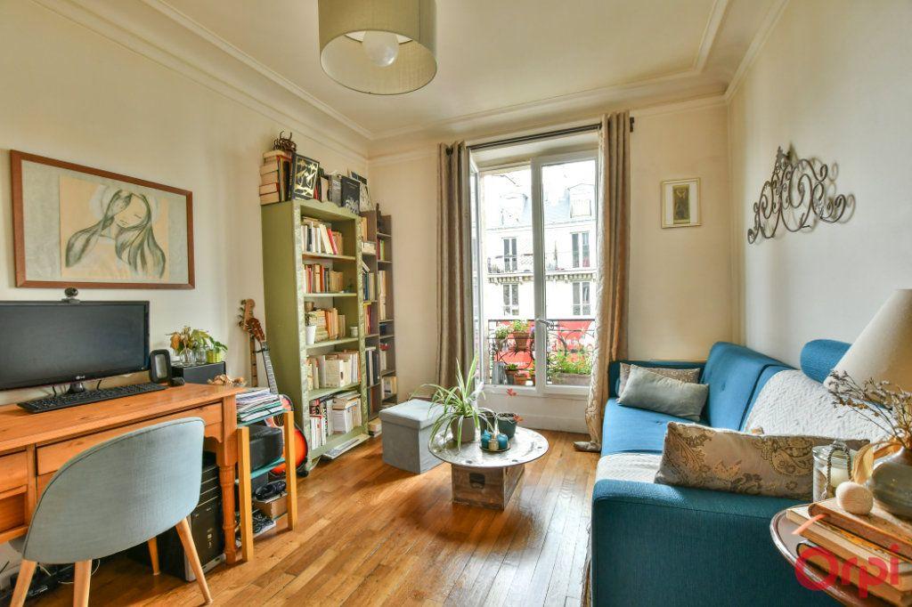 Appartement à vendre 2 29.18m2 à Paris 18 vignette-2