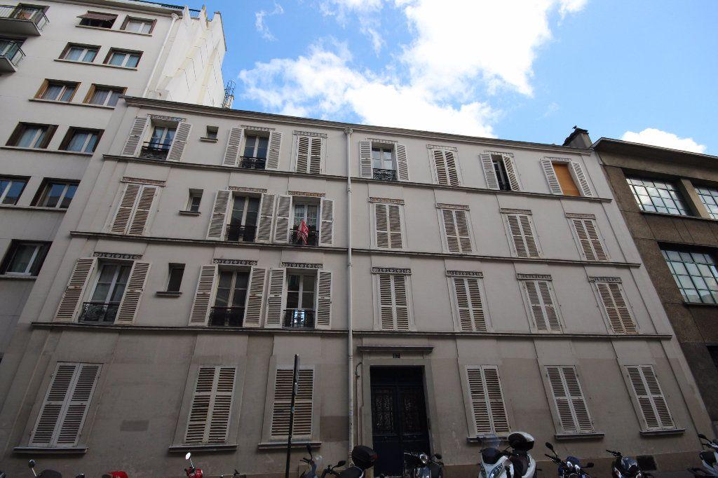 Appartement à louer 2 32m2 à Paris 14 vignette-7