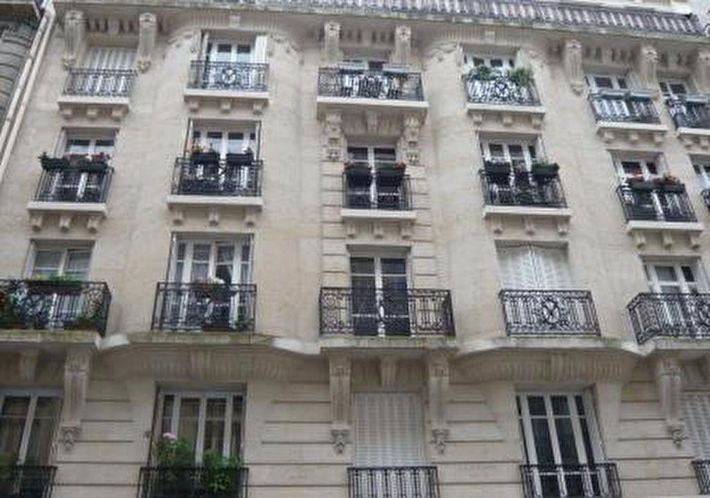 Appartement à louer 2 37m2 à Paris 14 vignette-6