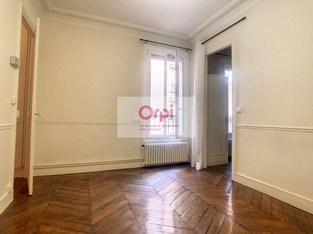 Appartement à louer 2 37m2 à Paris 15 vignette-1