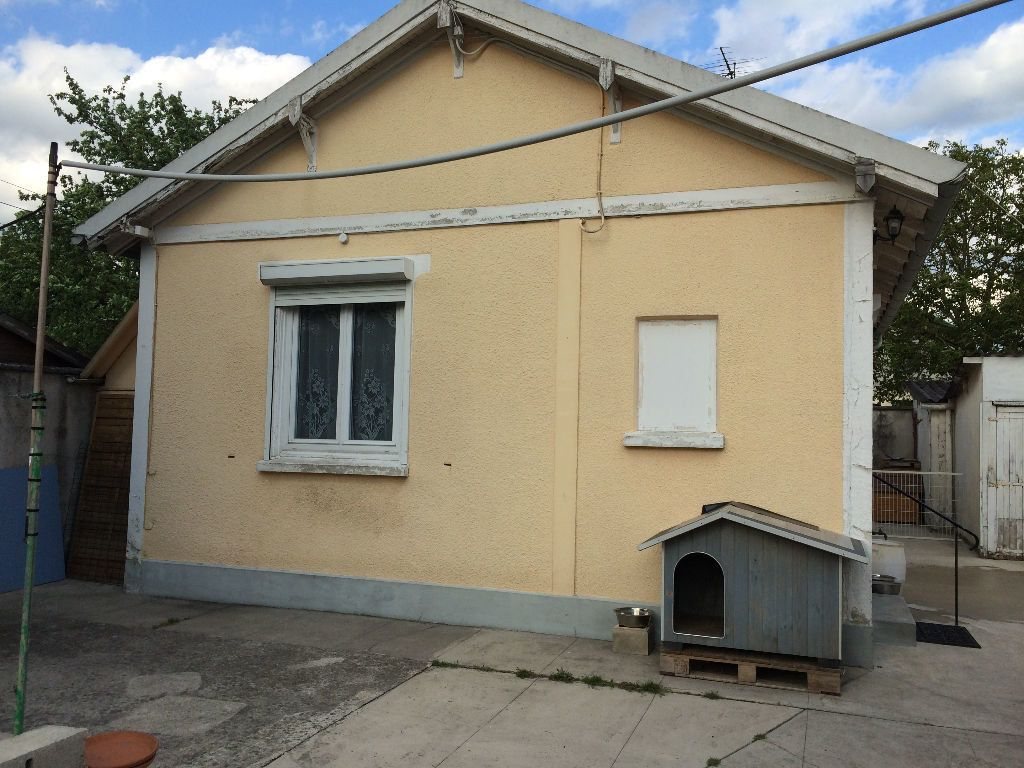 Maison à louer 2 42.48m2 à Tremblay-en-France vignette-1