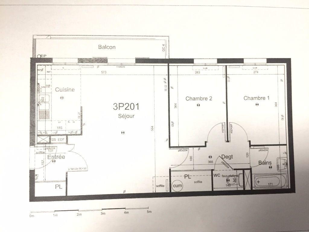 Appartement à louer 3 61.28m2 à Villeparisis vignette-6