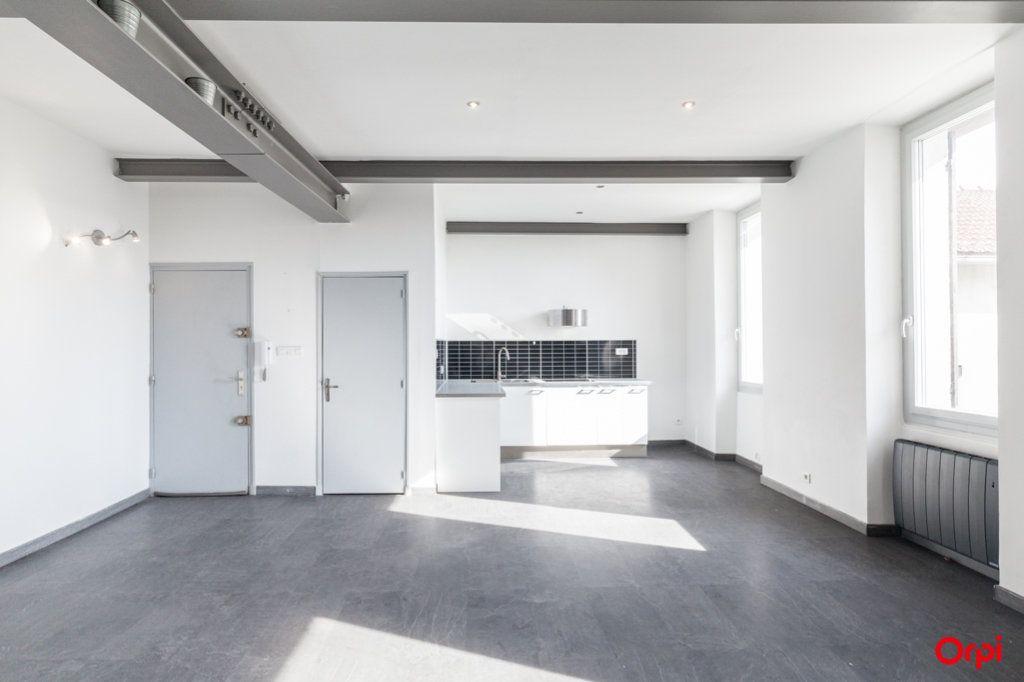 Appartement à louer 2 50m2 à Marseille 12 vignette-1