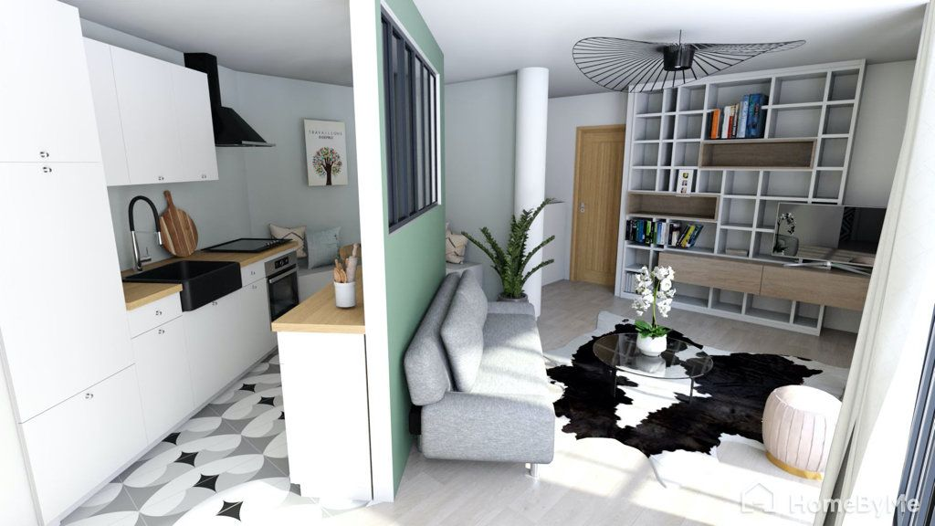 Appartement à vendre 2 69m2 à Marseille 4 vignette-7