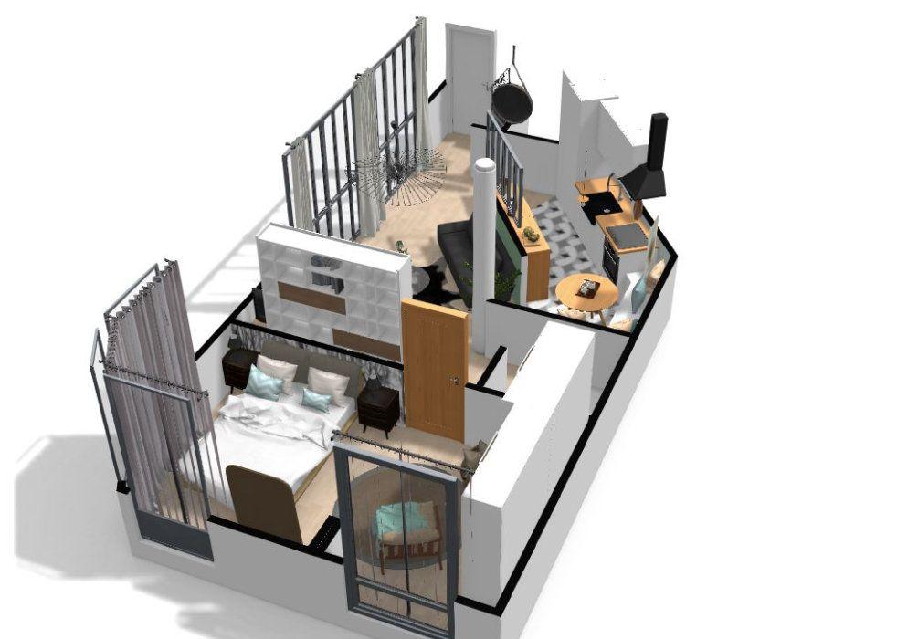 Appartement à vendre 2 69m2 à Marseille 4 vignette-8