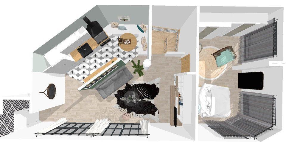 Appartement à vendre 2 69m2 à Marseille 4 vignette-13