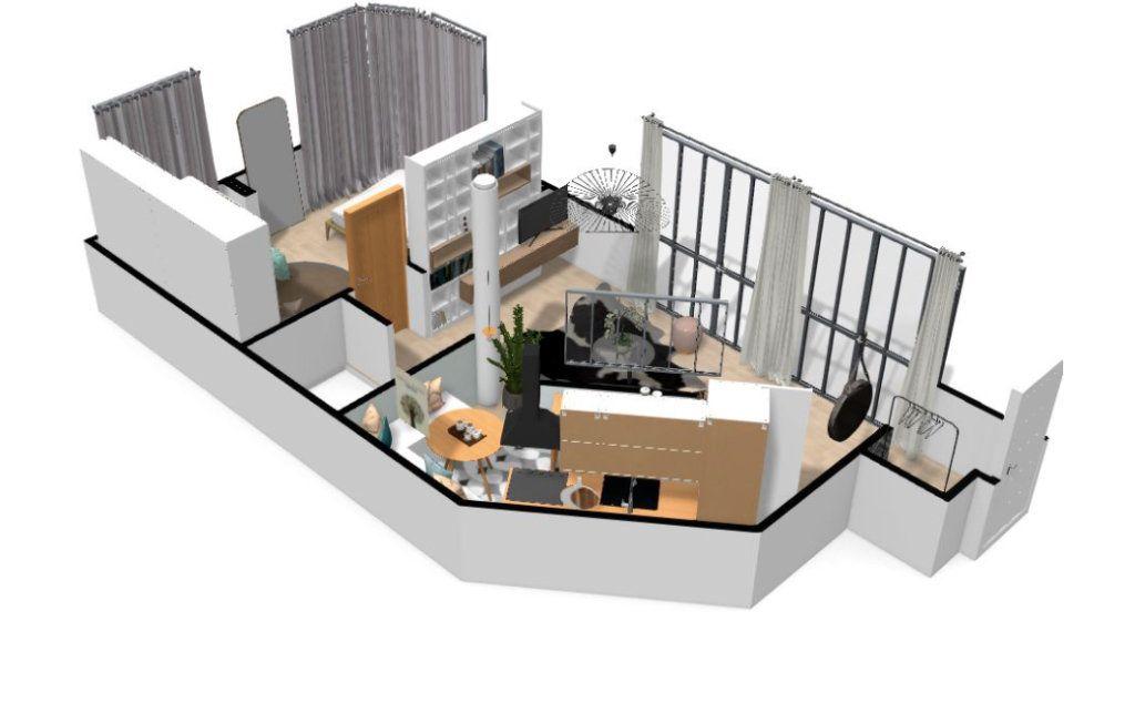 Appartement à vendre 2 69m2 à Marseille 4 vignette-14