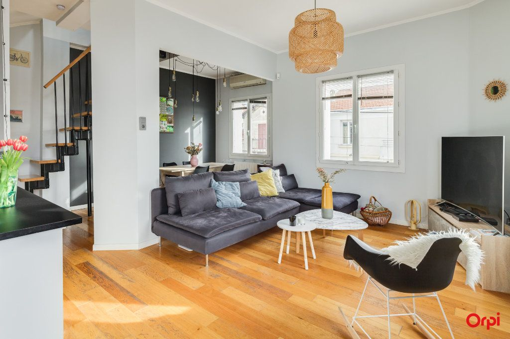 Appartement à vendre 3 80.25m2 à Marseille 12 vignette-1