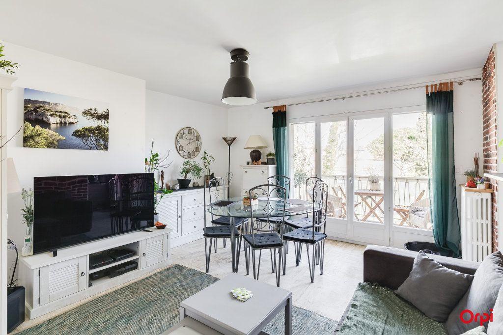 Appartement à vendre 3 70m2 à Marseille 12 vignette-3