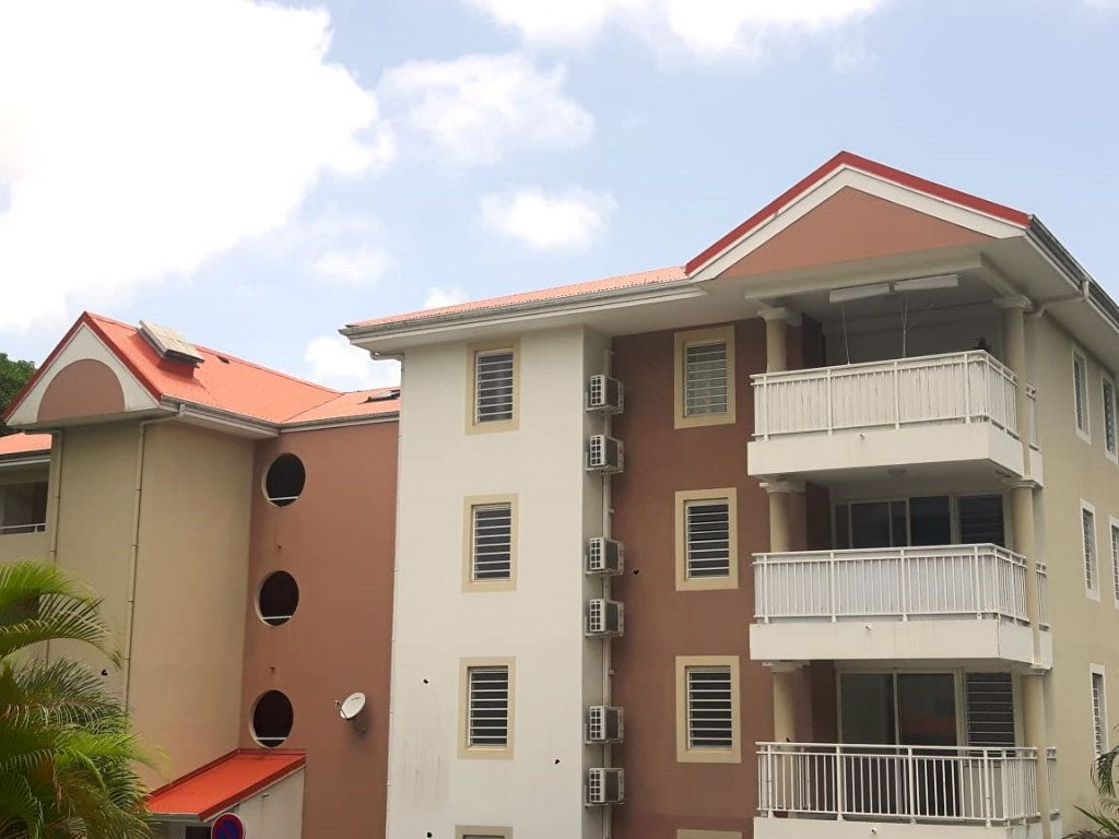 Appartement à louer 2 43.62m2 à Fort-de-France vignette-4