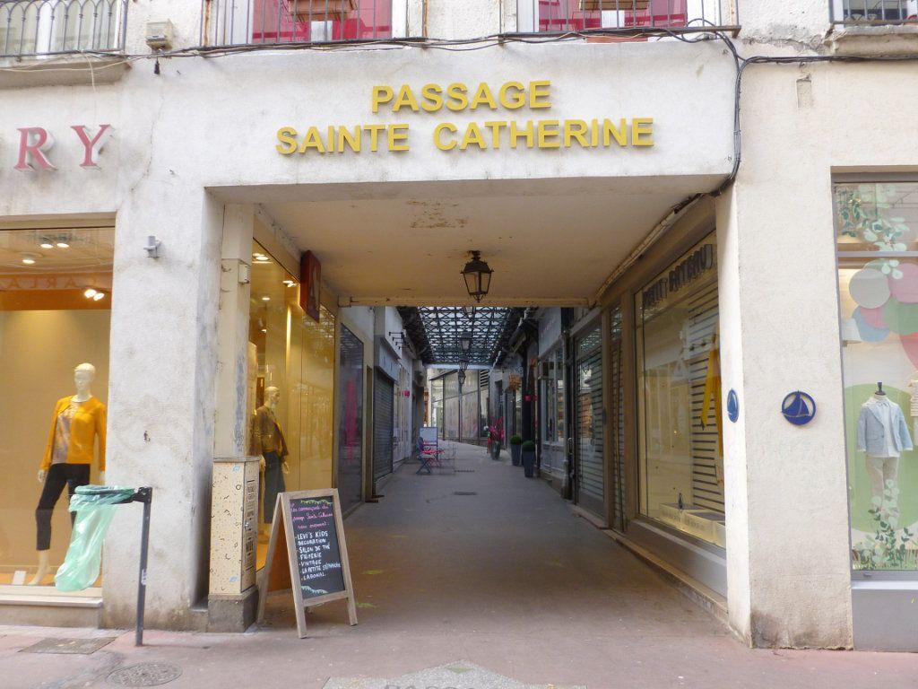 Appartement à louer 2 27.33m2 à Saint-Étienne vignette-1